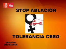 Stop ablacion