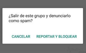 salir whatsapp
